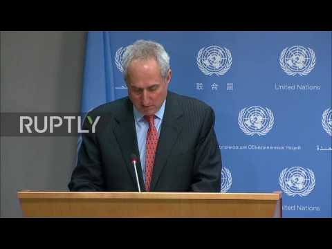 UN: Israeli Regulation Bill 'in contravention of international law' - UN spokesperson