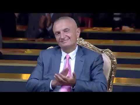 Le président albanais Ilir Meta en visite à Achraf 3 a rencontré Mme Maryam Radjavi