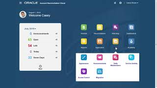 Overview: Configuration and Setup in Account Reconciliation video thumbnail