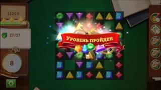 Jewel Story - бесплатные игры три в ряд