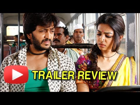 Lai Bhaari Trailer Review - Riteish...