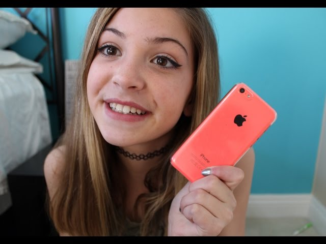 iPhone 5C - What's On My IPhone 5c {UPDATED}