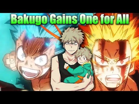 Bakugo Is The 2nd User Of ONE FOR ALL & Saved Deku - My Hero Academia Time Travel Theory Explained
