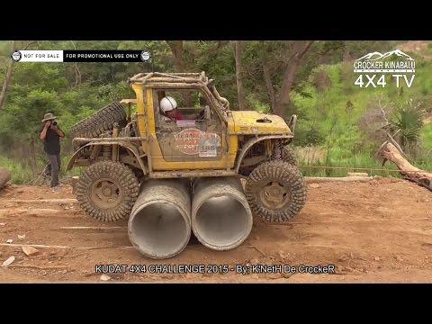 Kudat 4X4 Challenge