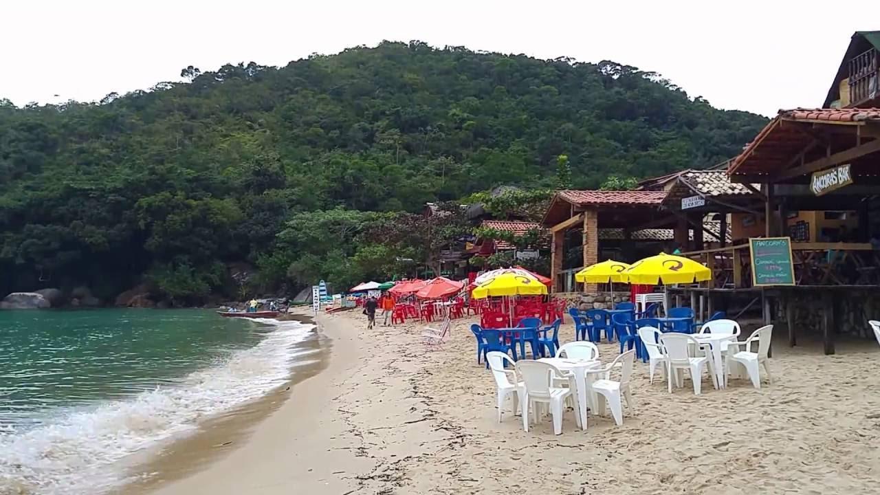 Praia Dos Ranchos Trindade Rj Youtube