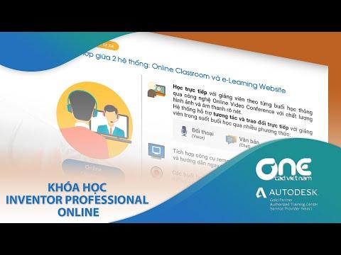AutodeskATC.VN | Khóa học Inventor Professional Online