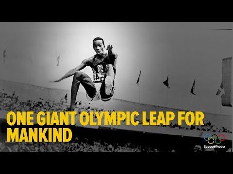 Bob Beamon Long Jump Unbroken Olympic Record