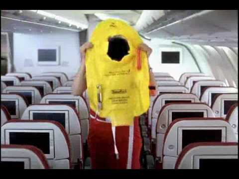 Kingfisher Airlines A330 Takeoff demo