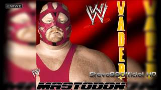 "WWE: Vader Theme Song: ""Mastodon"" (Custom Cover) - Jim Johnston"