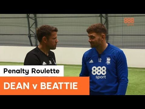 Penalty Roulette ft. James Beattie and Harlee Dean | Blues Challenges