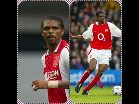 Best of kanu nwankwo goals Ajax and Arsenal