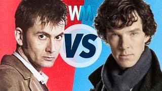 Sherlock Holmes vs Doctor Who: Who