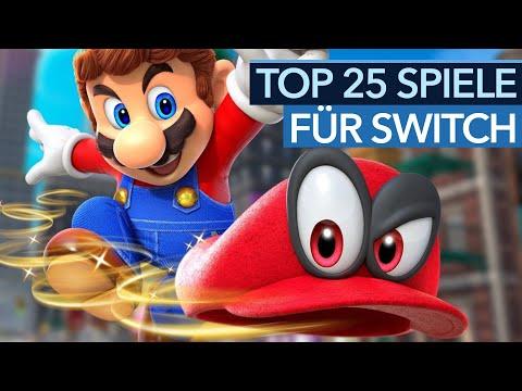 Diese Nintendo Switch-Spiele MÜSST Ihr Haben!