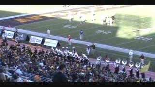 "Appalachian State Marching Mountaineers ""Get Up Off That Thing""!!! November 21, 2009"