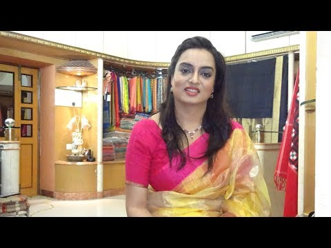 Indian Silk House Exclusives- Show Ananya on Star Jalsa Movies- Episode #1