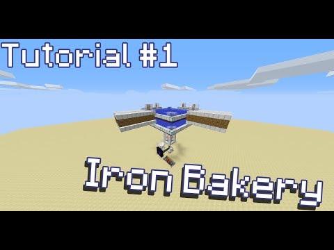 Tutorial #1: IRON BAKERY | 1.12