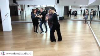 Danza studio - студия танца. Танцы в паре (свинг)(, 2013-06-05T10:40:01.000Z)