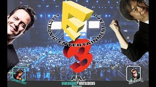 Video Game Outsiders Podcast LIVE #515 - E3 2017 Special! RiotCast's Gaming Talk Show!