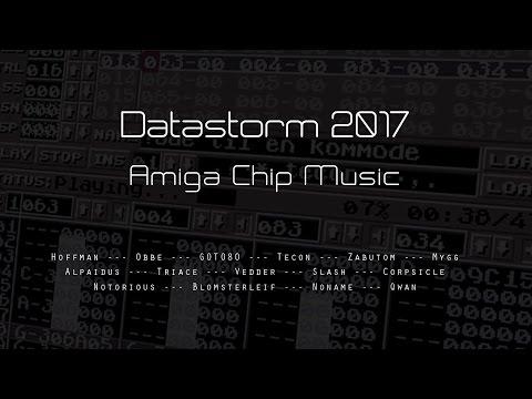 Datastorm 2017: Amiga Chip Music-= Amiga Music =-