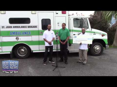 Powerboat Association Donates To St John Ambulance, February 18 2015