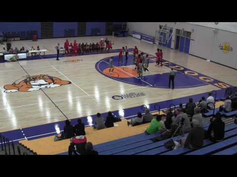 Allan Hancock vs San Diego City College Men's Basketball FULL GAME 11/20/16