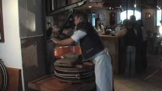Fabrication du fromage à Gruyères