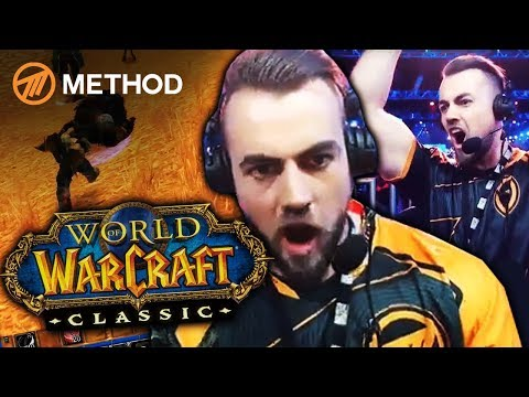 PLAYING VANILLA CLASSIC WOW AFTER 13 YEARS! | Method Sco