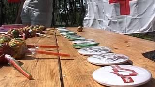 в Великом Новгороде прошла акция, приуроченная ко Дню памяти умерших от СПИДа