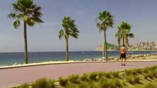 Benidorm SPAIN - Holiday Summer 2014