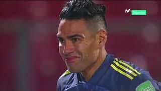 Chile 2-2 Colombia: resumen y goles del partido | fecha 2 | Clasificatorias Qatar 2022