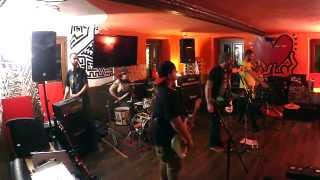 #BandLebenAufTour: Die Wilden 70er,  Ska-Core at Aenigma Bar, Görz, IT // Joe Filmt
