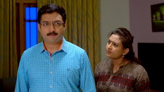 Bhramanam | Epi 258 - Ravi Shankar's surprise visit!!! | Mazhavil Manorama