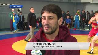 Кубок України з греко-римської боротьби-2017, Запоріжжя
