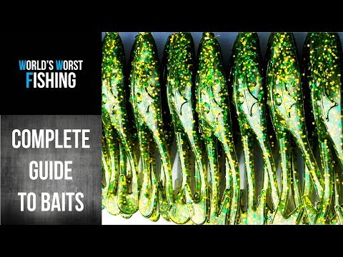 YOUR GUIDE TO MAKING SOFT PLASTIC LURES; Everything YOU Need To Know To Get Started Pouring Baits!