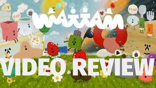 Wattam Review: Weird, Whimsical, Wild (Video Game Video Review)
