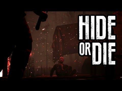 Hide Or Die - Asymmetrical Horror Royale - KickStarter