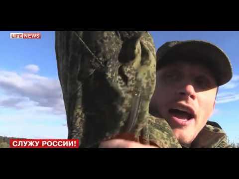 LifeNews проверил на прочность новую форму российских военнослужащих