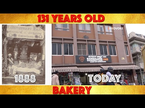Bangalore Connection 1888: The Rebirth of a Baking Legacy | Bangalore Connection Bakery | Provoke TV