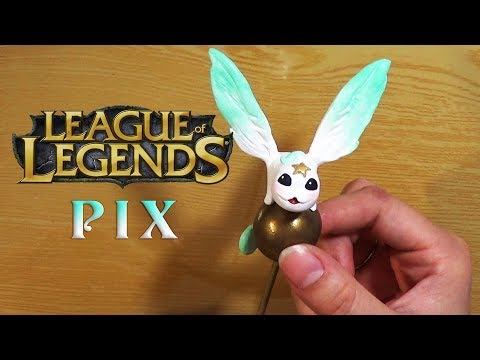 Comment SPEED MODELING - LEAGUE OF LEGENDS | Pix pets de Lulu gardienne des étoiles ?