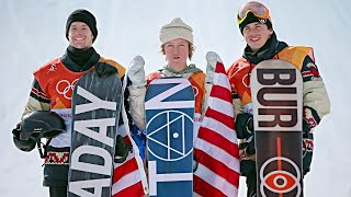 Who is 17-year-old snowboarder Red Gerard?