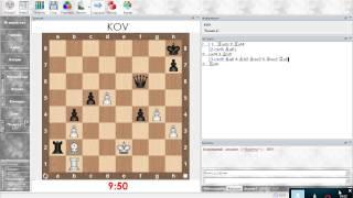Задачи на шахматной доске. Разминка. Урок 19 (часть 1)