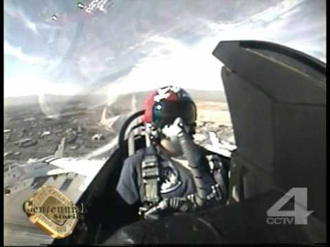 The history of the United State Air Force Thunderbirds