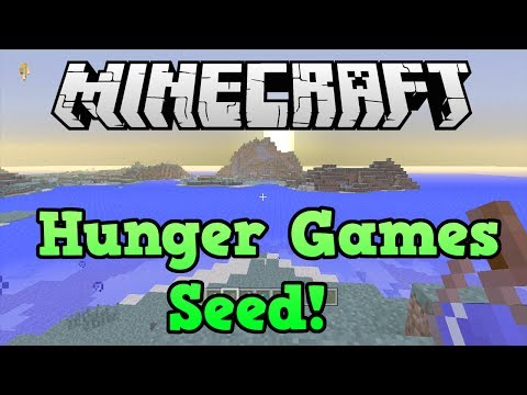 minecraft xbox 360 hunger games seed 2014 -