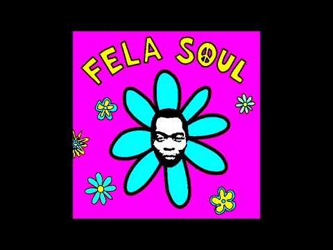 Fela Kuti & De La Soul - Trouble In The Water (Instrumental)