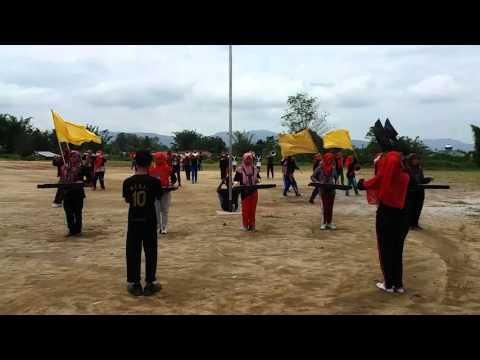 Marching Band MAN Sidikalang Latihan Display Mars MTQ