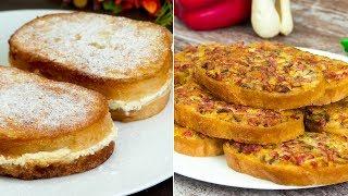 Хорошего дня! Быстрые, вкусные, простые в приготовлении и питательные завтраки.   Appetitno.TV