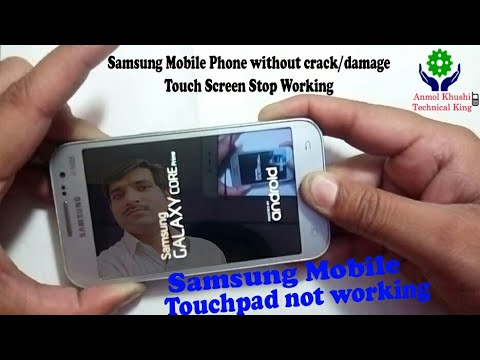 Samsung galaxy grand 2 touch screen not working