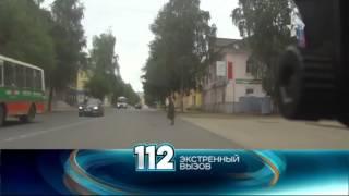 В Сыктывкаре девяностолетняя старушка попала под колеса автомобиля частного охранного предприятия(, 2015-07-20T09:37:07.000Z)
