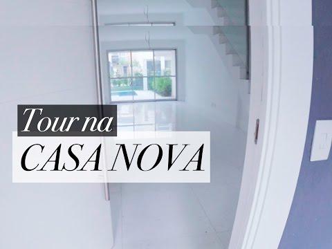 TOUR NA CASA NOVA