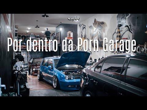 Por dentro da Porn Garage, loja de rodas que dita tendência em customização // The Justyce TV